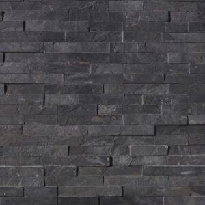 plaquettes de parement Ardoise noire