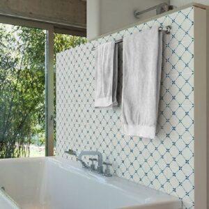 carrelage salle de bain 1800
