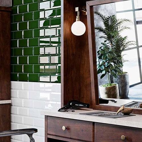 Métro White et Green Ambiance 2