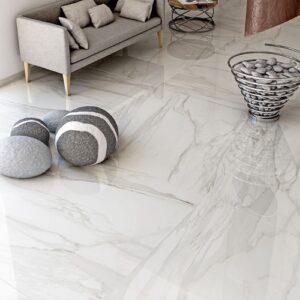 carrelage ambiance marbre WHITE MARBLE Cotto tuscania