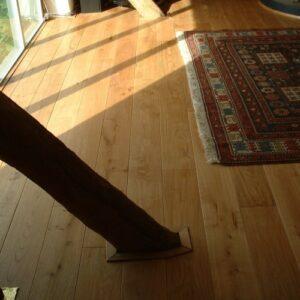 parquet massif Bertranges- Les planchers de bourgogne